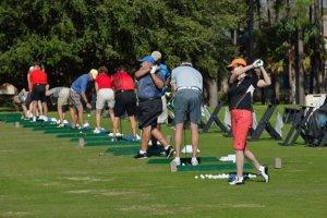 Golf Practice Facilities at Plantation Bay