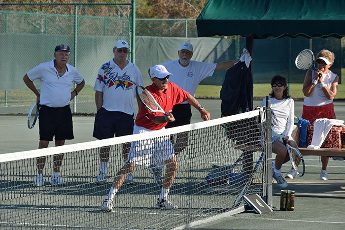 Tennis Clinics at Plantation Bay
