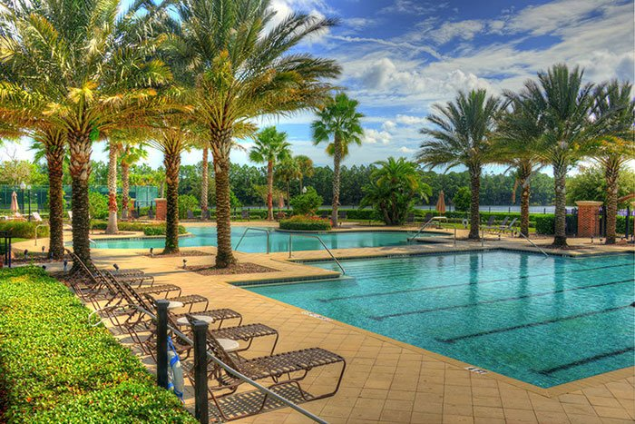 Community Pools at Plantation Bay