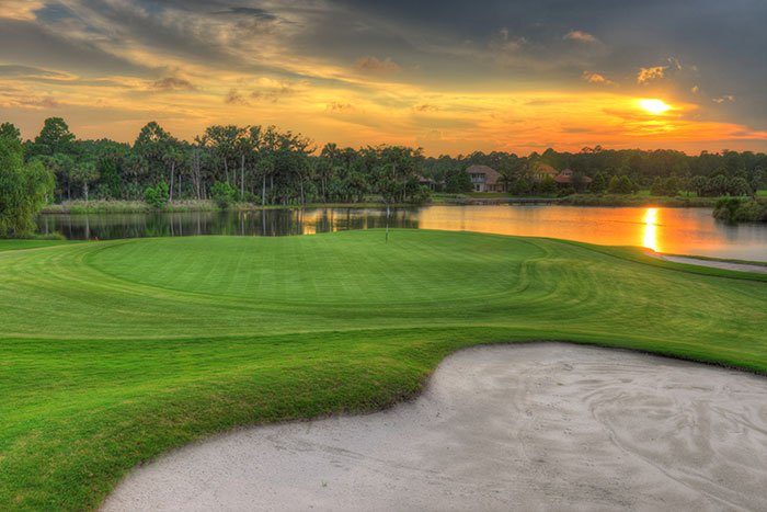 The Golf Course at Plantation Bay
