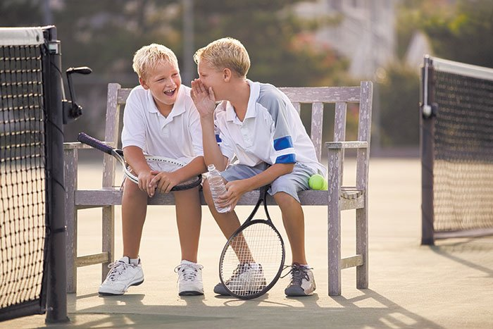 Summer Tennis Camps at Plantation Bay