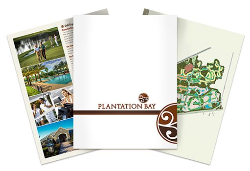 Plantation Bay Golf and Country Club Brochure