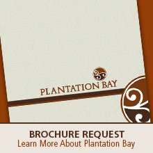 Request at free brouchure about Plantation Bay Golf and Country Club
