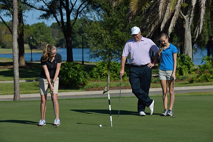 Summer Golf Camp at Plantation Bay