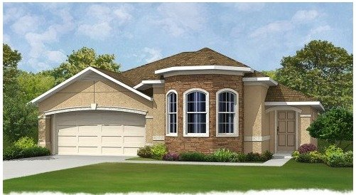 Downsizing-Friendly Homes in Plantation Bay - brevard