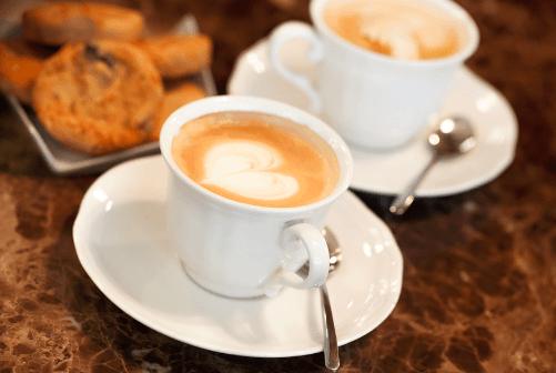 Where to Get Your Caffeine Fix Near Plantation Bay - cappuccino