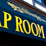 Fine Dining (and a History Lesson) at Billy's Tap Room
