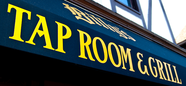 Fine Dining (and a History Lesson) at Billy's Tap Room - billys tap room