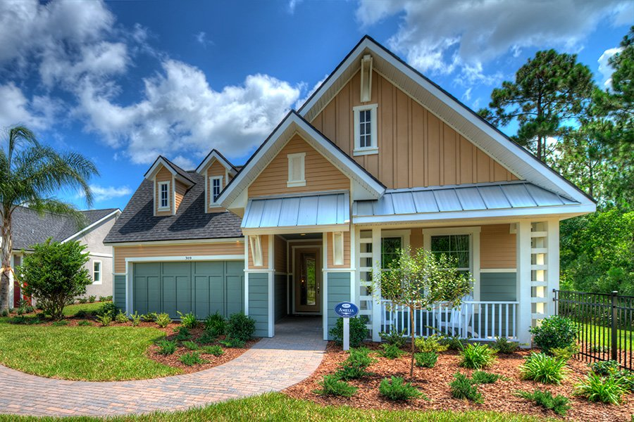 Plantation Bay Home Profile: The Amelia - amelia exterior2 large