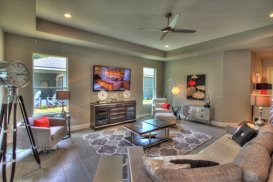 Plantation bay home profile the belaire pb for 10 by 10 living room