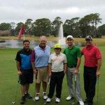 Matt Every Spends Golf Day at Plantation Bay