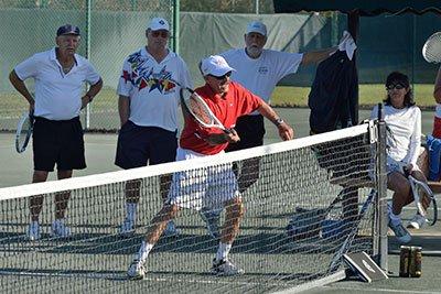 Tennis Director Receives Merit Award - ICIPlantationBay DSC 9822