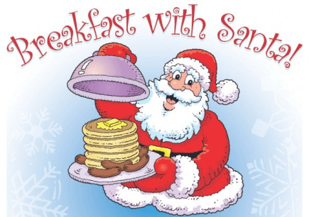 Breakfast with Santa - breakfast with santa