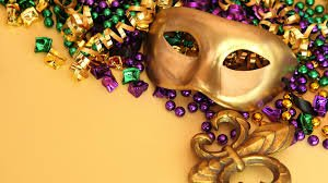 Carnivale' Fat Tuesday - mardi gras