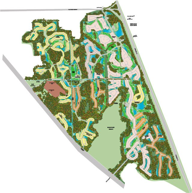 Plantation Bay Sitemap