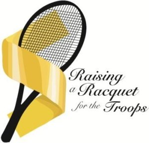 Tennis Thanks the Troops