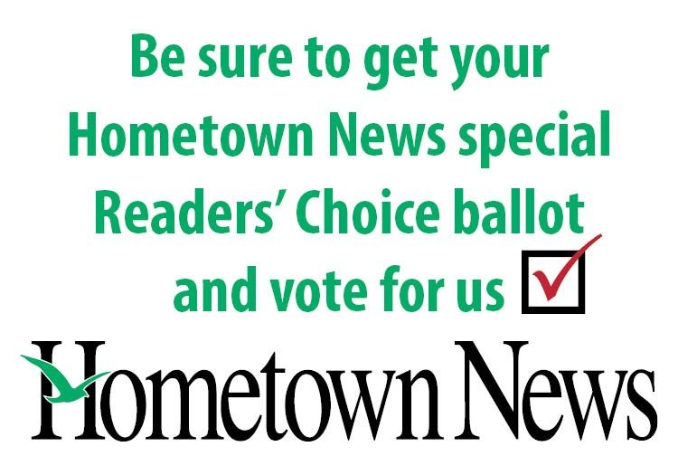 hometown news ballot