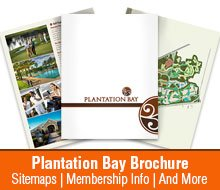 Plantation Bay Brochure