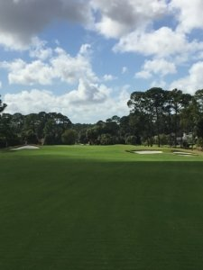 Plantation Bay's Club De Bonmont course within weeks of re-opening