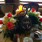 Ormond Beach Wedding Venue - wedding table setting