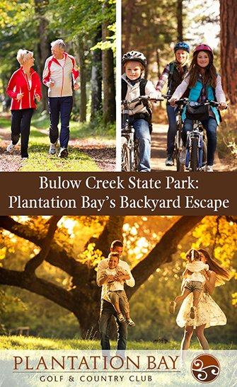 Bulow Creek State Park: Plantation Bay's Backyard Escape