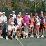Tennis Lessons & Clinics