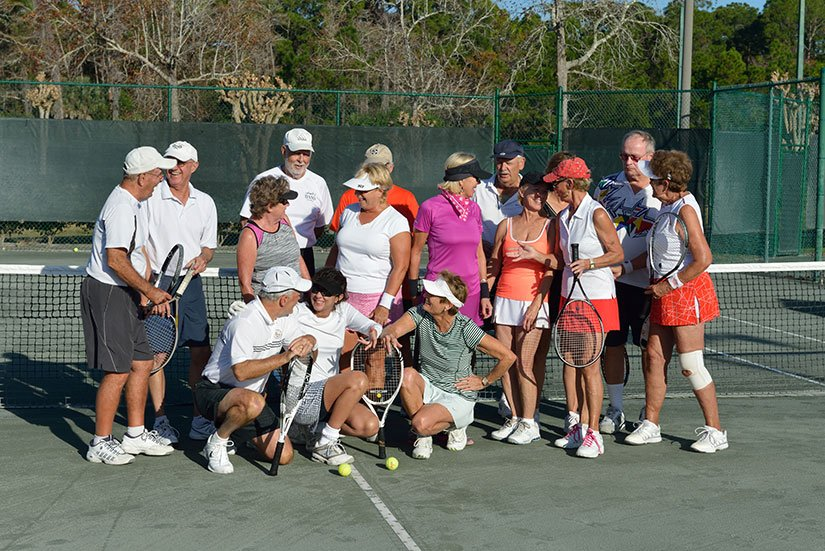 Tennis at Plantation Bay