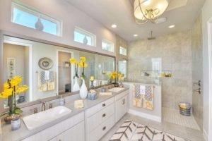 Master Bathroom in Costa Mesa