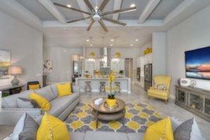 Living Room in Costa Mesa