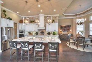 Gourmet Kitchen in Egret II