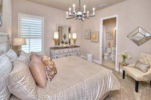 Master Bedroom in Egret VII