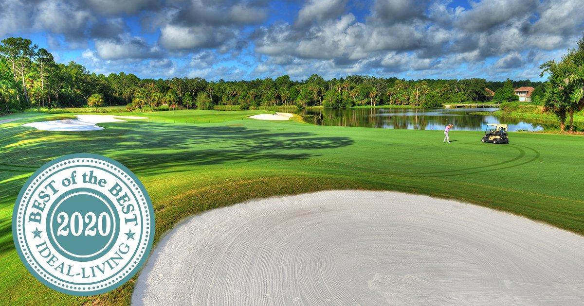 Plantation Bay Among ideal-LIVING's Best Golf Communities 2020 - pb best golf