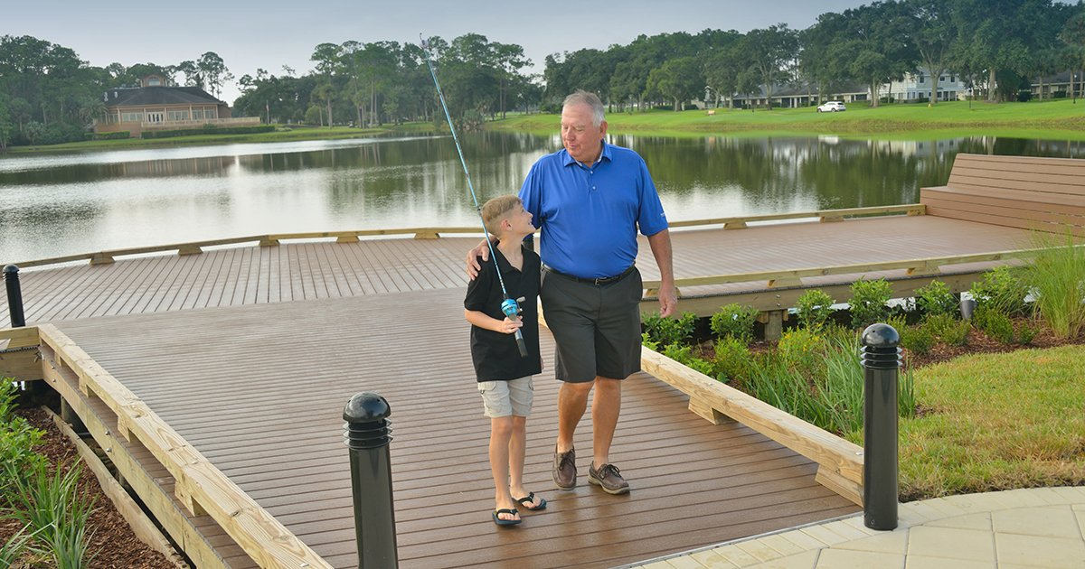 Get on the Water: Fishing and Boating Tips for Plantation Bay Residents - fishing pb