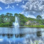 Fountains and Parks: Plantation Bay's Iconic Water Features