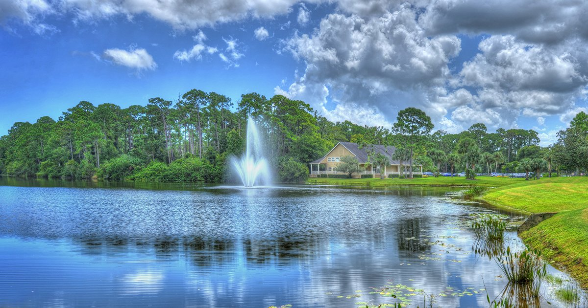 Fountains and Parks: Plantation Bay's Iconic Water Features - water features