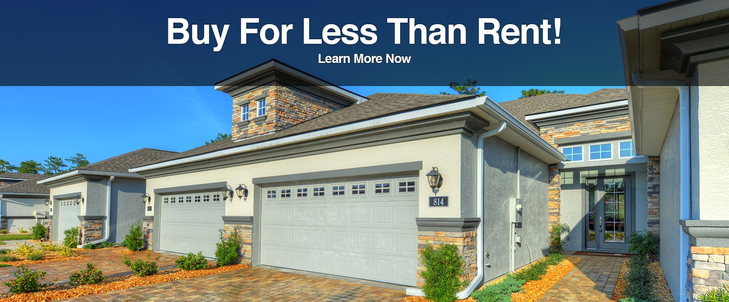 Buy for Less Than Rent with a Plantation Bay Town House