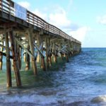 A Historic Watery Attraction: the Flagler Beach Fishing Pier