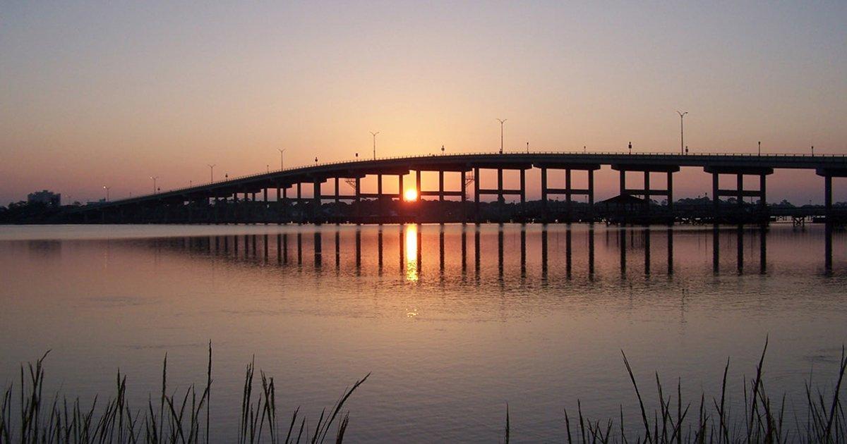 Do the Ormond Scenic Loop and Trail! - granada bridge