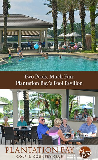 Plantation Bay Pool Pavillion