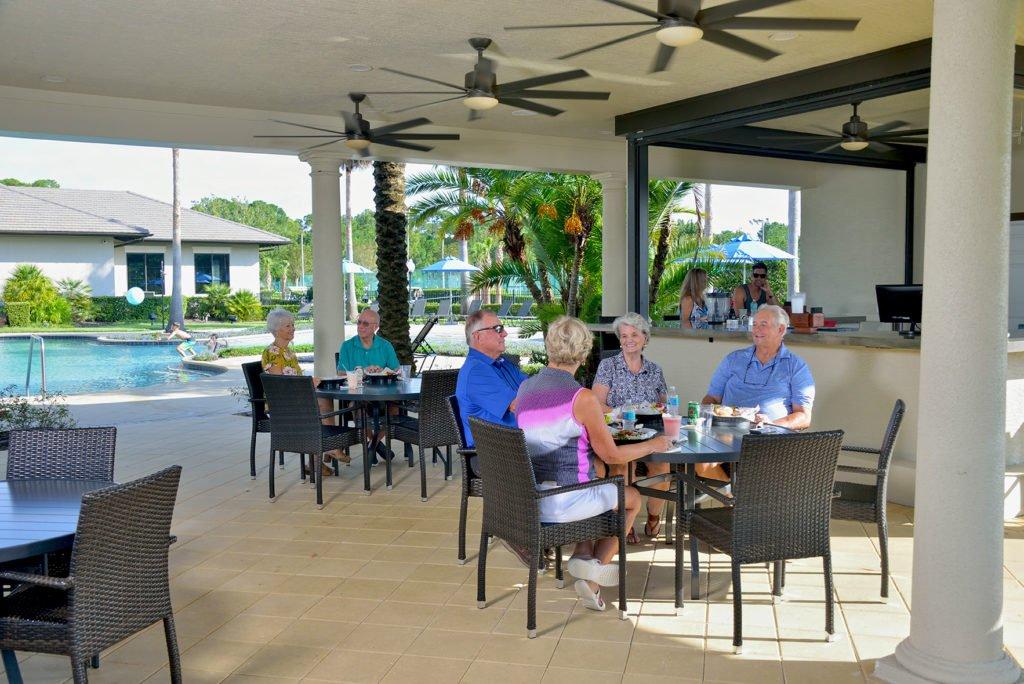 Cabana Bar at Plantation Bay