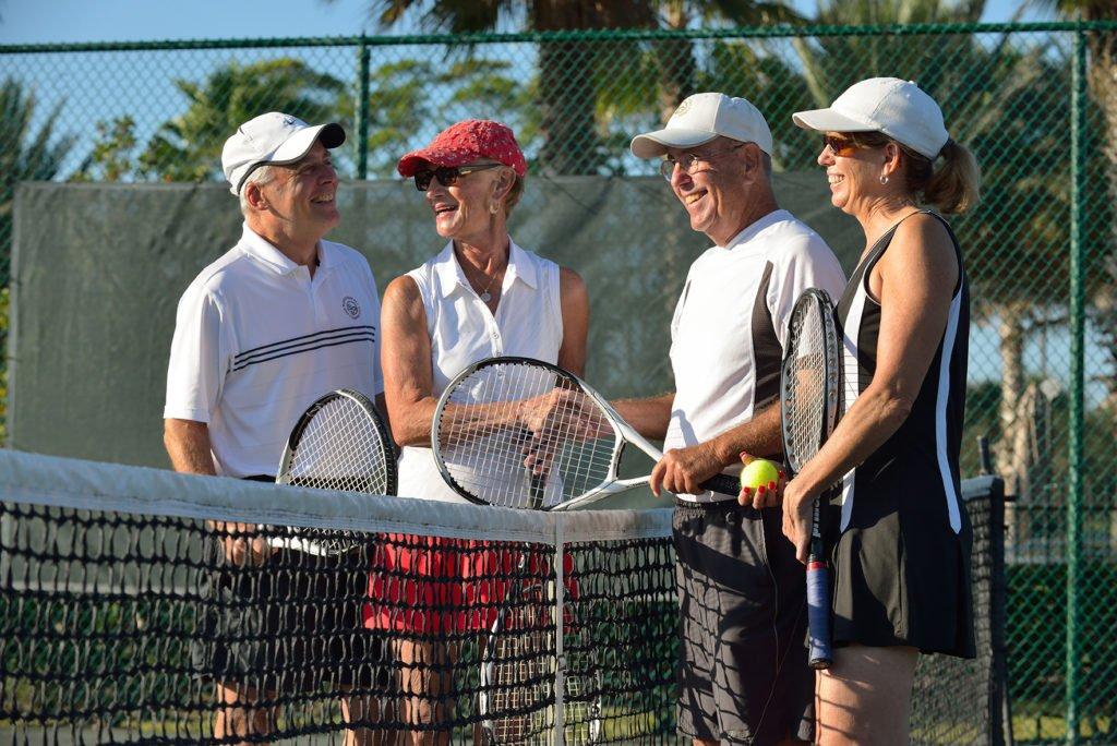 Tennis and Sports at Plantation Bay