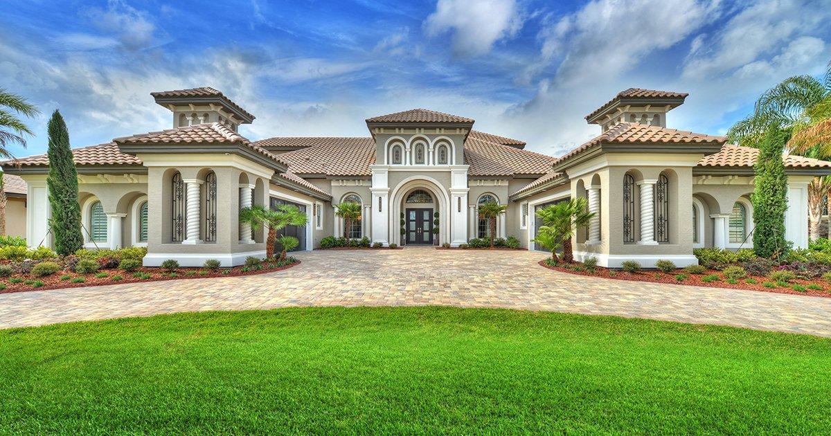 Plantation Bay Estate Home