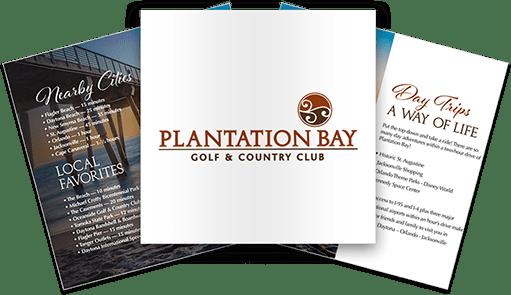 Plantation Bay Storybook Brochure
